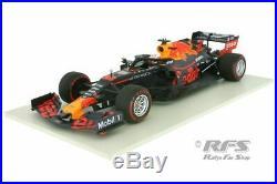 Red Bull Racing Honda RB15 Max Verstappen Formel 1 2019 118 Minichamps NEU