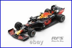 Red Bull Racing Honda RB16 Max Verstappen Formel 1 Test 2020 118 Spark 18S475