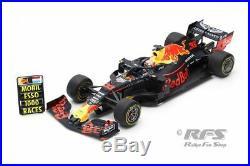 Red Bull Racing RB15 Aston Martin Max Verstappen Formel 1 China 2019 118 Spark