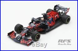 Red Bull Racing RB15 Verstappen Formel 1 Shakedown Silverstone 2019 118 Spark