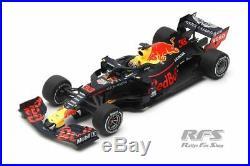 Red Bull Racing RB15 Verstappen Winner Formel 1 Österreich 2019 118 Spark NEU