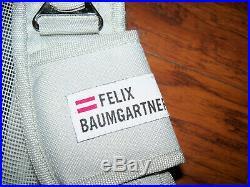 Red Bull STRATOS Backpack Grey Felix Baumgartner NWOT RARE Energy Zenith