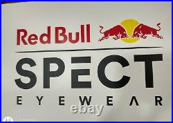Red Bull Spect Eyewear Glass Display Case (Case only) NEW in box with power