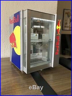 Red Bull Table Top mini fridge