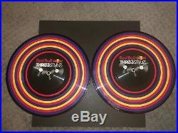 Red Bull Thre3Style Serato Control Vinyl Pressing