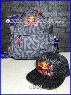 Red bull Athlete Only Backpack & Hat Bundle New Fast Shipping