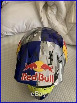 Red bull Helmet Size Medium