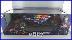 Sebastian Vettel 2014 Infiniti Red Bull Racing RB10 118 Scale by Minichamps