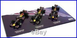 Sebastian Vettel Red Bull Racing 3 Car Champ Set 143rd