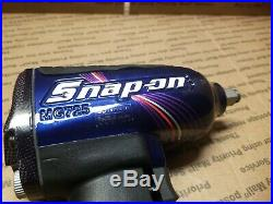 Snap On TOOLS IMPACT MG725 1/2 REDBULL INFINITY RACING EDITION Wrench MG725