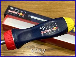 Snap-on Infiniti Red Bull Racing Screwdriver NEW Boxed Rare