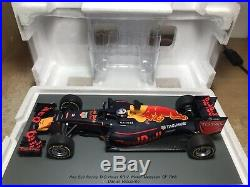 Spark 118 Red Bull Tag Heur RB12 Daniel Ricciardo 2016 Malaysian GP winner
