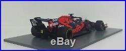 Spark 1/18 Modellino Auto F1 Red Bull Honda Verstappen Modellismo Statico Nuovo