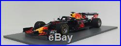 Spark 1/18 Modellino Diecast Auto F1 Red Bull Honda Rb15 Verstappen Cina 2019