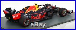 Spark RED BULL F1 RB15 TEAM ASTON MARTIN CHINA GP 2019 GASLY #10 1/18 New