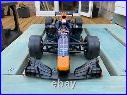 TAMIYA RC F104 PRO II 58652 Red Bull RB10 (D Ricciardo) R/C Car New built