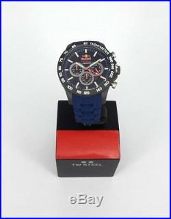 TW Steel Watch RBH2 Holden Red Bull Chrono 45mm Case 10ATM RRP $229