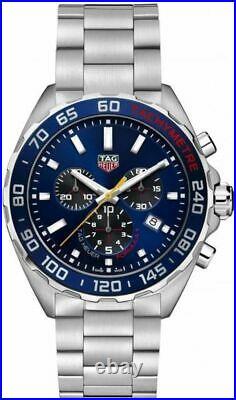 Tag Heuer Formula 1 Quartz Chronograph Aston Martin Red Bull Caz101ab. Ba0842