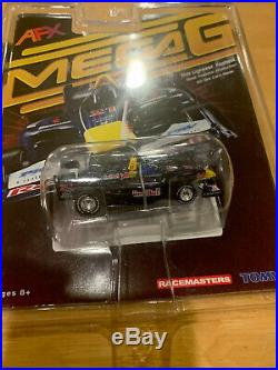 Tomy AFX MEGA G NEW #9067 RED BULL F1 #21 SRT Super G Plus Mega G Plus New