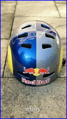 Tsg Evolution Red Bull Helmet size L/XL