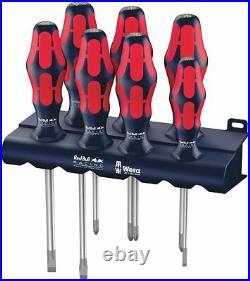 Wera 05227700001 Red Bull Racing Screwdriver Set Kraftform Pl 60590 JAPAN