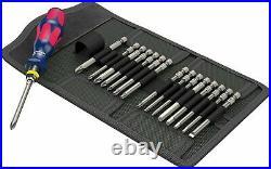 Wera Red Bull Racing 17 Piece Kraftform Kompakt 60 Series Screwdriver Set 227703
