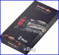 Wera Tool-Check PLUS Red Bull Racing 39 Piece Socket Bits Assortment 05227704001