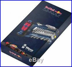 Wera x Red Bull Racing Ratchet Bit Set of 38 Pcs Tool Check Plus Japan Tracking
